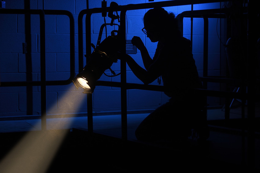 School of performing arts sopa theatre theater lighting