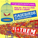 Cagebirds & Us & Them