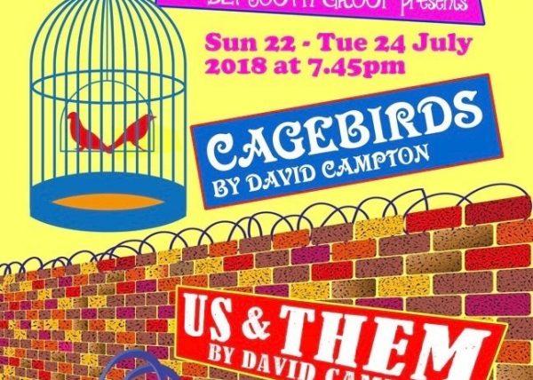 Cagebirds & Us & Them